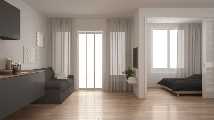 polished home timber flooring solution